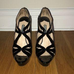 Prada Cross Heels